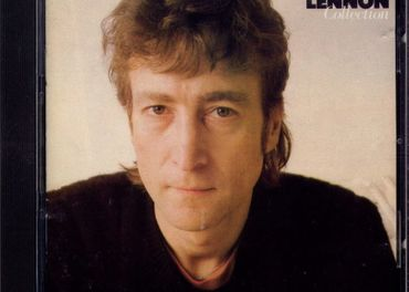 The John Lennon Collection orig USA Parlophone & EMi 1989 audio cd CDP 7915162 tracks/stop:19