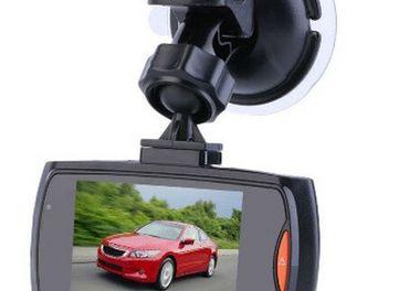 HD kamera do auta s detektorom pohybu a nočným videním - Carcam HD 180