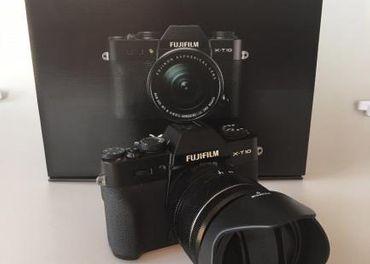 Digit.fotoaparát X-T10 Fuji