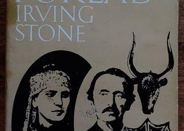 Grécky poklad, Irving Stone