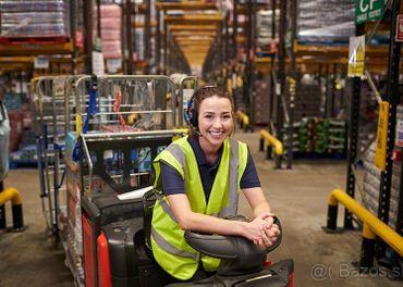 Práca pre ženy v skladoch - Nemecký jazyk - Nemecko