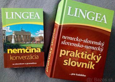 Knihy - Nemecký slovník