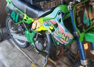 Predám Kawasaki kx 125