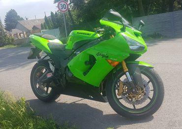 Predam Kawasaki Ninja 636 2006 nova kupovana na Slovensku
