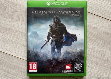 Shadow of Mordor na XBOX ONE