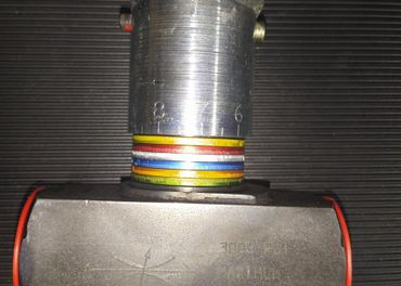 Hydraulicky redukčný ventil Parker