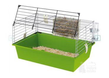 Klietka pre zajaca a morča na predaj 58x32 použivaná