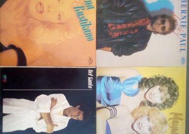 staré LP platne