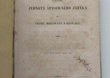 Staré tlače 19.st - Ľudovít Štúr, Jozef Mil. Hurban, Čajak