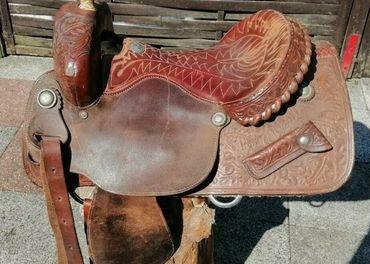 Westernové sedlo Billy Cook