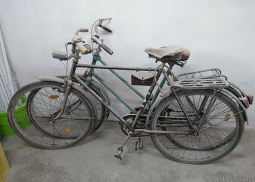 Stare ruske bicykle