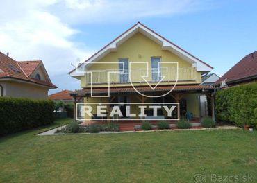 Rodinný dom, všetky IS, pozemok 458 m2, Trnava, ul. Jána...