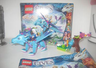 Lego 41172 Dobrodružstvo s vodným drakom -Rezervované