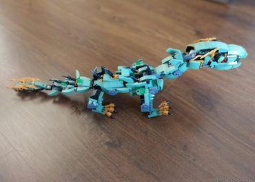 Lego Ninjago drak - neoriginal, top stav