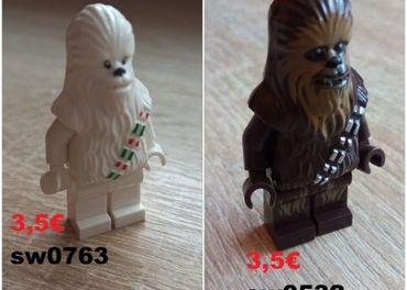 Lego® figúrky Star Wars (predám aj samostatne)