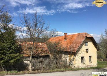 Rodiný dom v Detve, časť Piešť - vhodný aj na chalupu