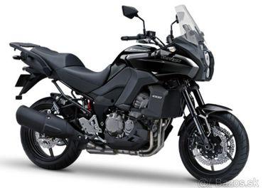 Kawasaki Versys 1000 KTRC. Na díly - Jen díly  rok 2014