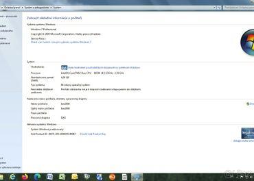 Predám staré PC, monitor + skener