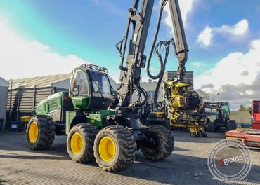 Harvestor John Deere 1270E IT4