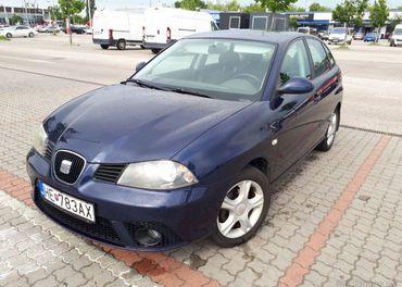 Seat Ibiza 1.4    63 kw (86 koní)