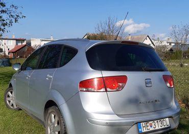 Seat Altea XL 1,9 TDI 77 kw 2007