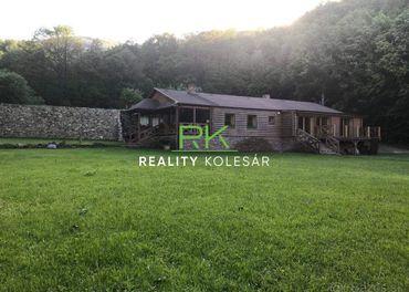 RealityKolesár ponúka dom v krásnom prostredí Šugov - Medzev