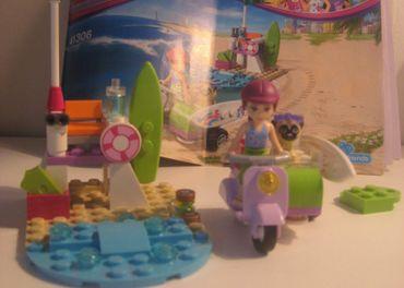 Lego 41306 Mia a plážový skúter