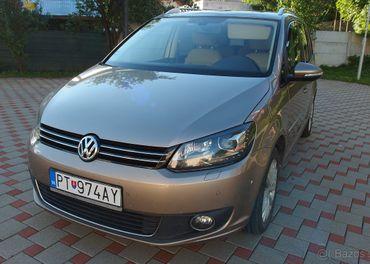 ✅ Volkswagen Touran 2.0 TDI Highline 7-miestny DSG ✅