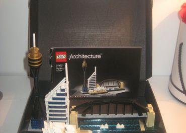 Lego 21032 Sydney