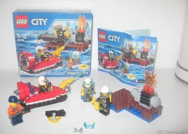Lego 60106 Hasiči