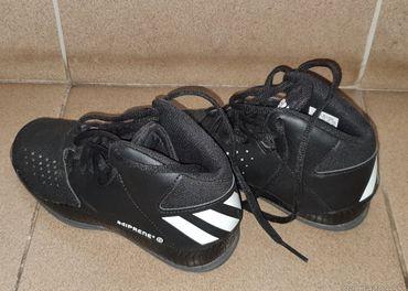 Čierne ADIDAS tenisky
