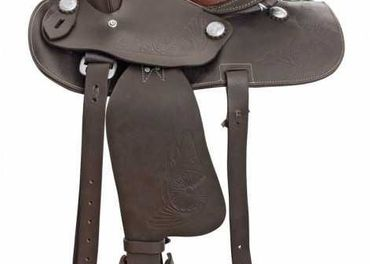 sedlo western veľkosť na pony- 13 colové