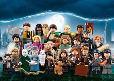 Lego Harry Potter minifigúrky 2. séria