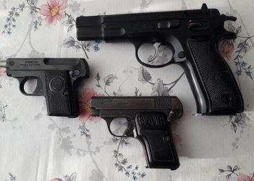 Pistole CZ 75, Slavia, AP22Sh