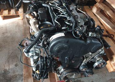 Motor.2,0tdi 105kw caga kompletny