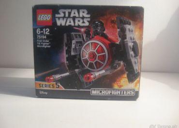 Lego Star Wars 75194 mikrostíhačka -nová