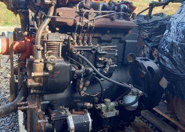 PREDAM ORIGINAL TRAKTOR ZETOR MOTOR 7340TURBO+HGR SUSTAVA -