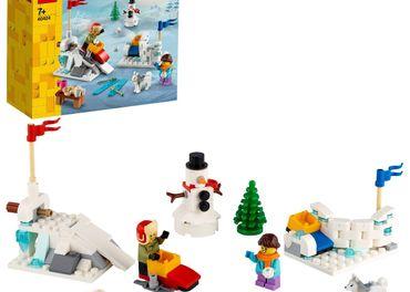 Lego Zimná gulovačka