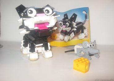 Lego 31021 Creator chlpáči 3in1