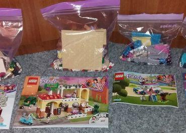 Lego Friends, rozne sady