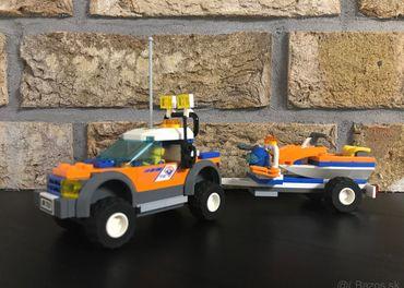 Predám stavebnicu LEGO City 7737