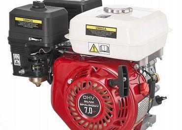 Benzínový motor 4-takt 7HP / 5,2kW hriadeľ 19 mm