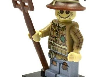 LEGO® 71002 Minifigures Series 11: Scarecrow - neotvorené