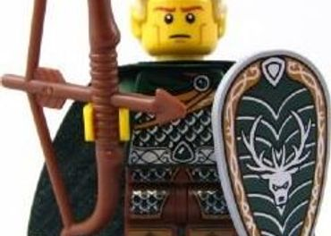 LEGO® 8803 Minifigures Series 3: Elf - neotvorené