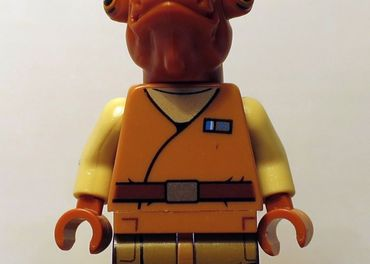 Lego minifigurky Star Wars