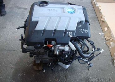 motor 2,0 tdi 103 kw cod motora CBD comonreal