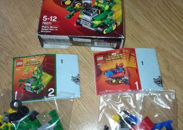 Lego 76071 Spiderman