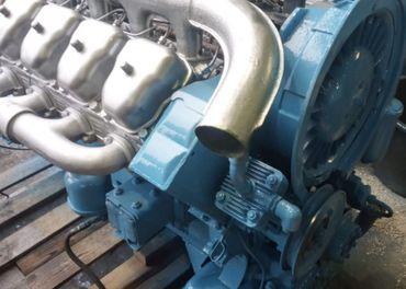 Motor Tatra 148 top stav