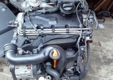 Motor 1,9 tdi 77 kw kod motora BXE