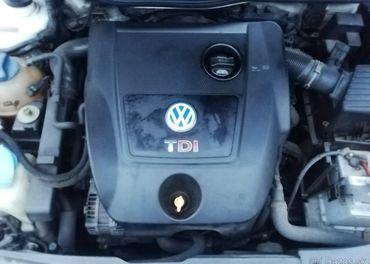 Motor 1,9 tdi 74 kw kod motora ATD
